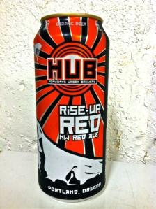 HUB red