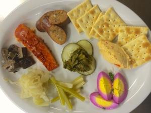 S21 pickled platter